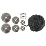 Pitsco TETRIX MAX Комплект цепных колес с цепью 39174