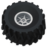 Pitsco TETRIX MAX Набор внедорожных колес 39282