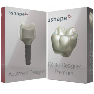 Abutment Designer + Implant Bar and Bridge Design