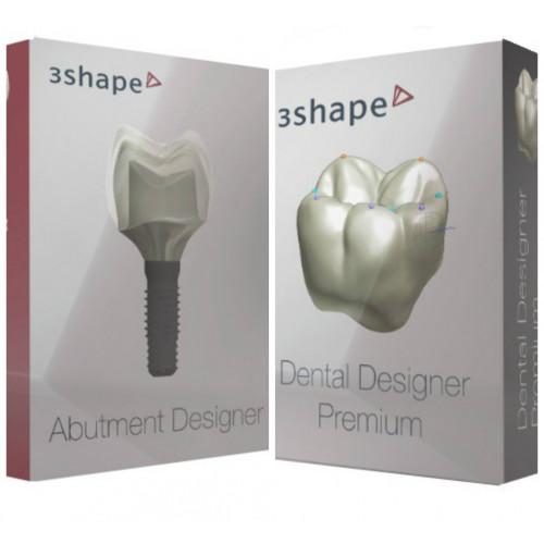 Abutment Designer + Implant Bar and Bridge Design