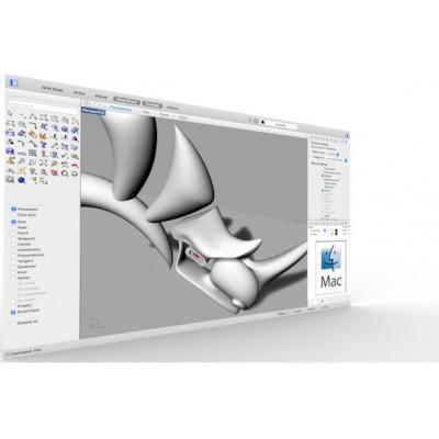 Программное обеспечение McNeel Rhino for Mac