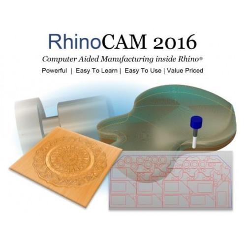 Программное обеспечение MecSoft Corporation RhinoCAM MILL Standard (STD)