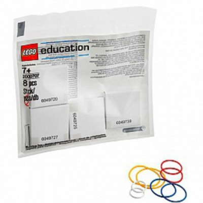 Комплект запасных частей Lego «Резиновые кольца и приводы» 2000707