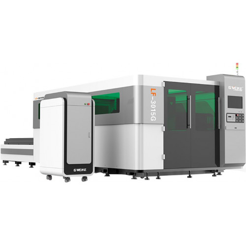 Лазерный станок LF3015G/LF3015GN (лазер IPG)