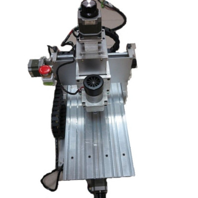 Мини фрезерный станок 15х22 ЧПУ Моделист CNC-1522AL2
