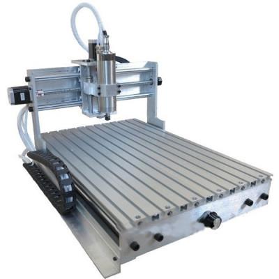 Настольный фрезерный станок Моделист CNC-4060AL800w