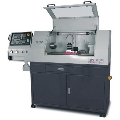 Токарный станок Optimum L28 CNC