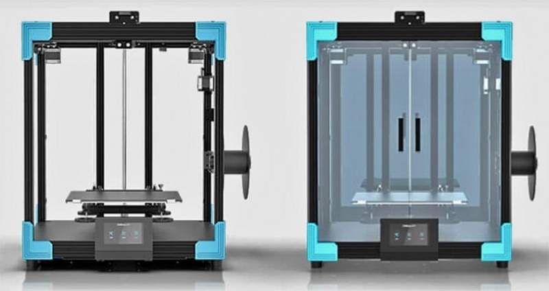 Закрытый корпус 3D принтера Creality Ender 6