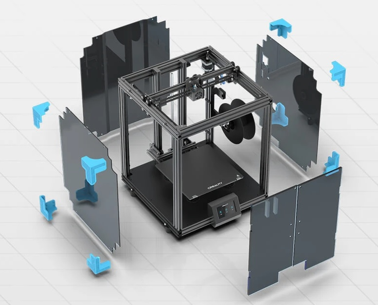 Корпус 3D принтера Creality Ender 6