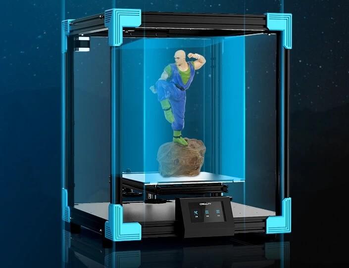 Рабочая камера 3D принтера Creality Ender 6