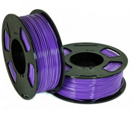 PLA пластик GeekFillament U3Print 1,75 Lilac 1 кг