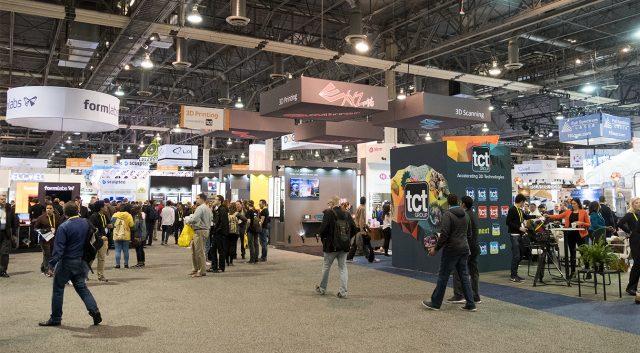 Принтер 3D Marketplace было таким же большим, как и прежде на CES 2017 года