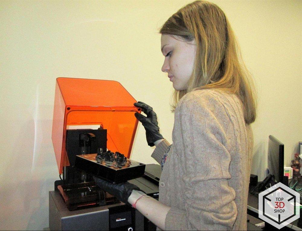 Печать прототипов креплений для рюкзаков на 3D-принтере