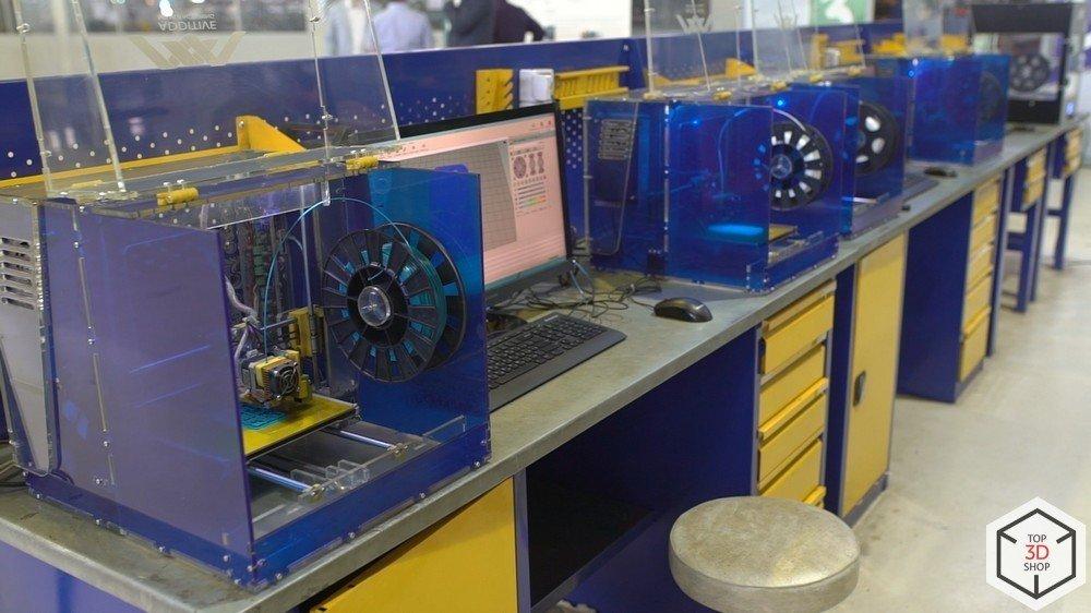 Оборудование центра аддитивных технологий