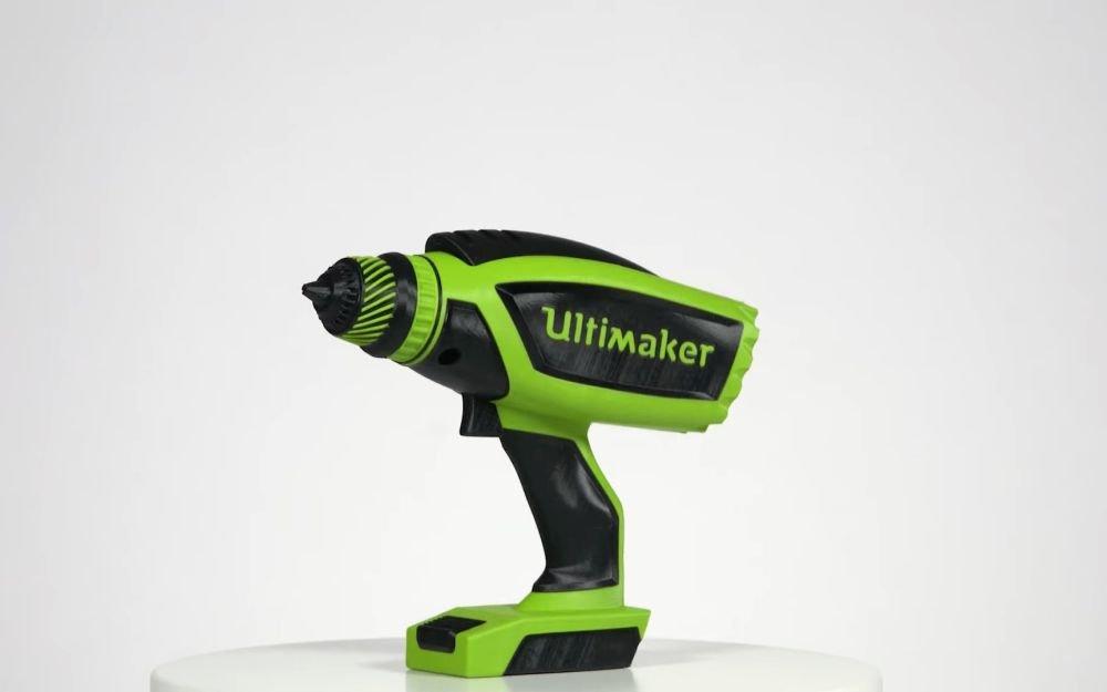 пример печати 3D-принтера Ultimaker 3