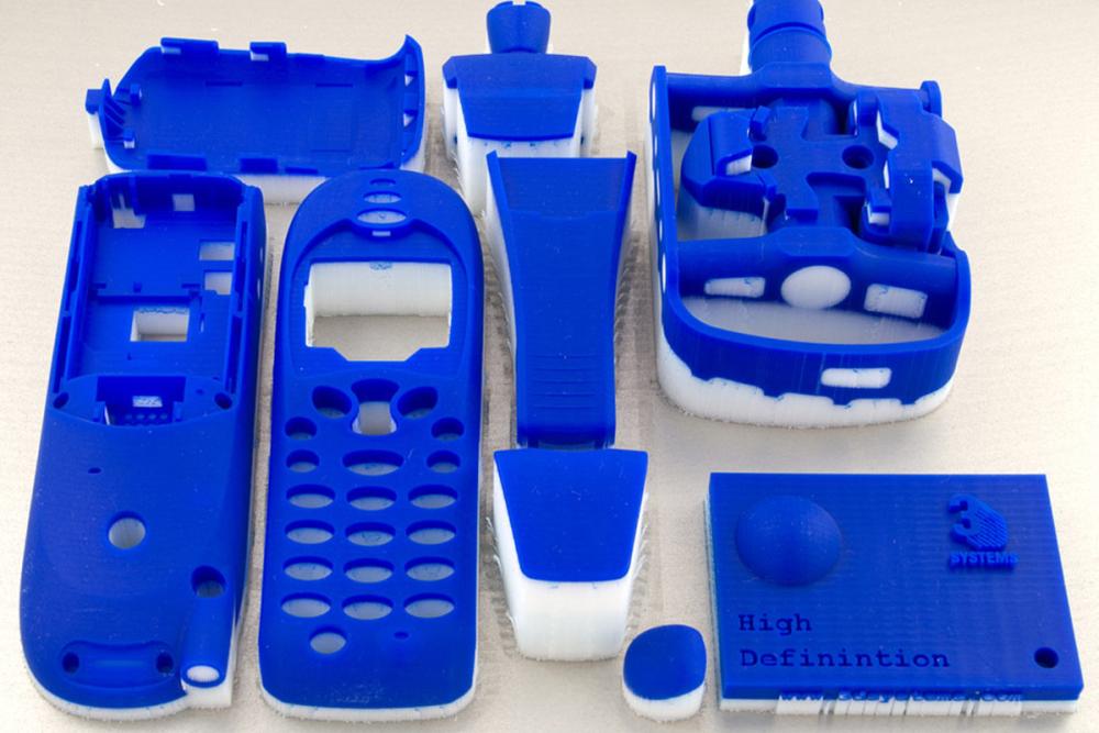 Технология многоструйной печати — MJM