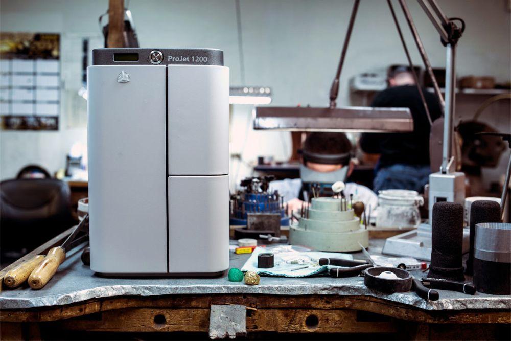 3D-принтер в гараже или мастерской