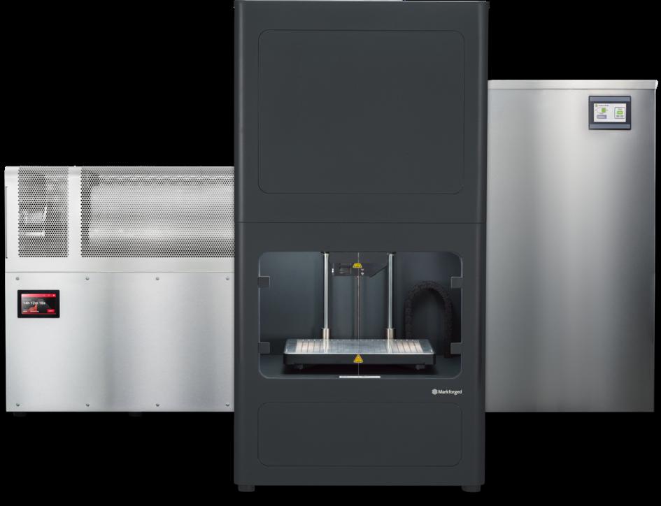 3D-принтер для печати металлами Metal X