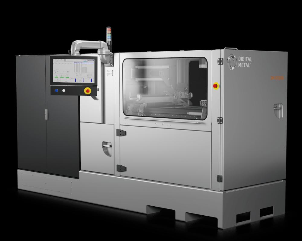 3D-принтер для печати металлами DIGITAL METAL DM P2500