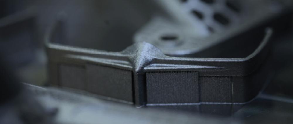 Новая технология 3D-печати металлами Stratasys