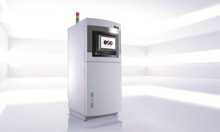3D-принтер для печати металлами EOS M 100