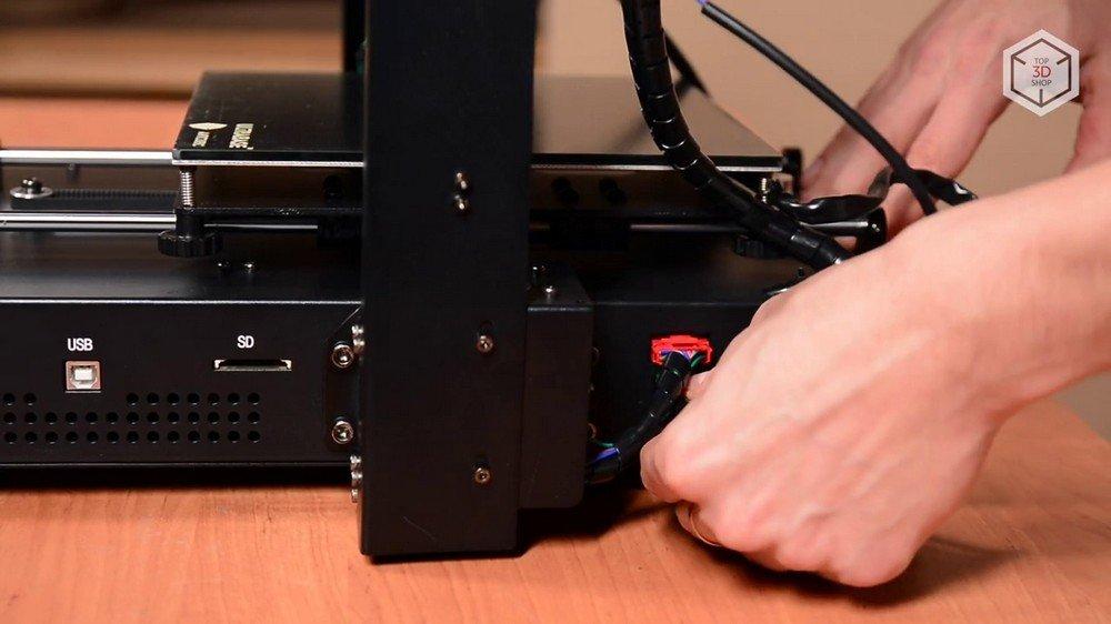 Сборка 3D-принтера Anicubic I3 Mega