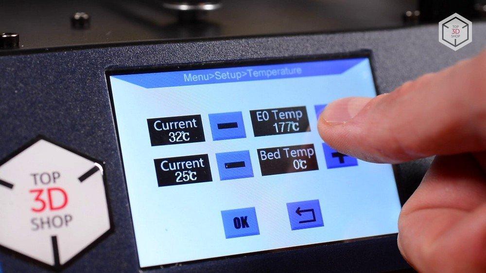 Сенсорный экран 3D-принтера Anicubic I3 Mega