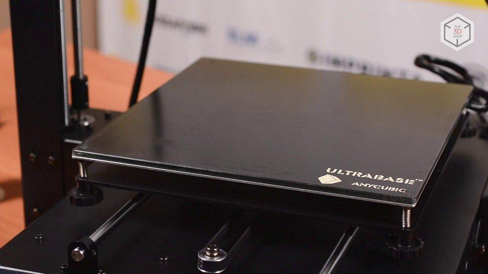 Стол Ultrabase 3D-принтера Anicubic I3 Mega