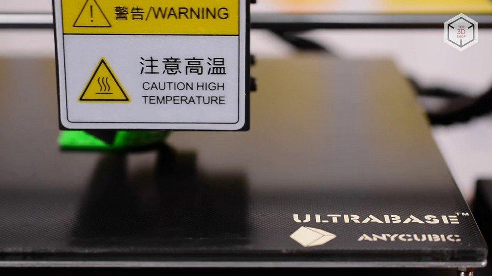 Печать на 3D-принтере Anicubic I3 Mega