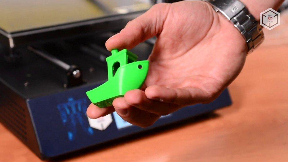 Изделие, напечатанное на 3D-принтере Anicubic I3 Mega