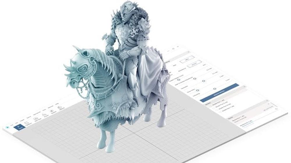 программа для 3д моделей makeprintable