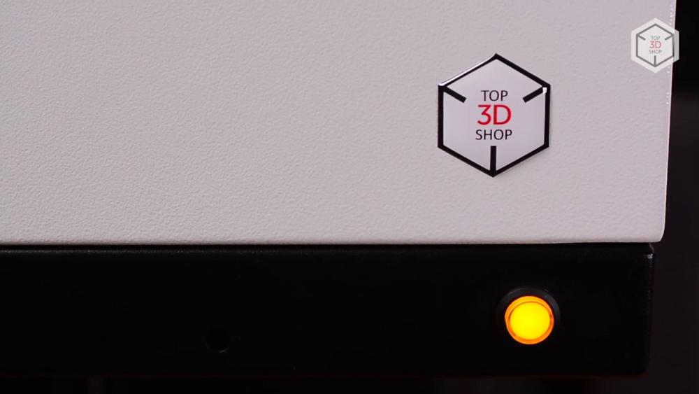 Кнопка-индикатор печати Cafe Maker