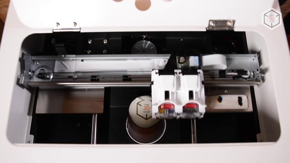 Печать на печенье принтером Cafe Maker