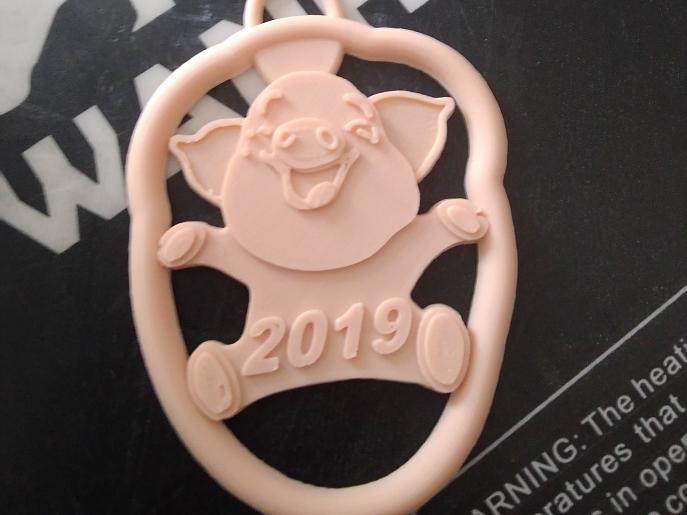Пример печати на 3D-принтере Wanhao Duplicator i3 v2.1 (Di3v2.1)