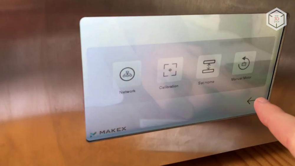 Сенсорный экран MakeX M-One Pro 70