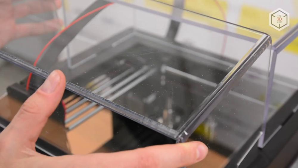 Верхний колпак Duplicator 6 съемный, устанавливается и снимается мгновенно