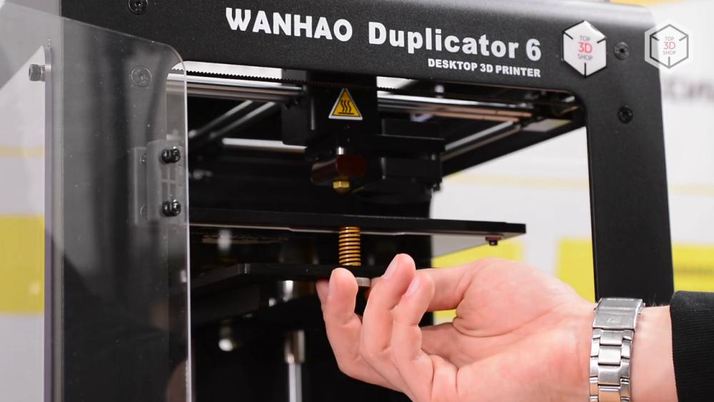 Калибровка Duplicator 6 выполняется в два этапа