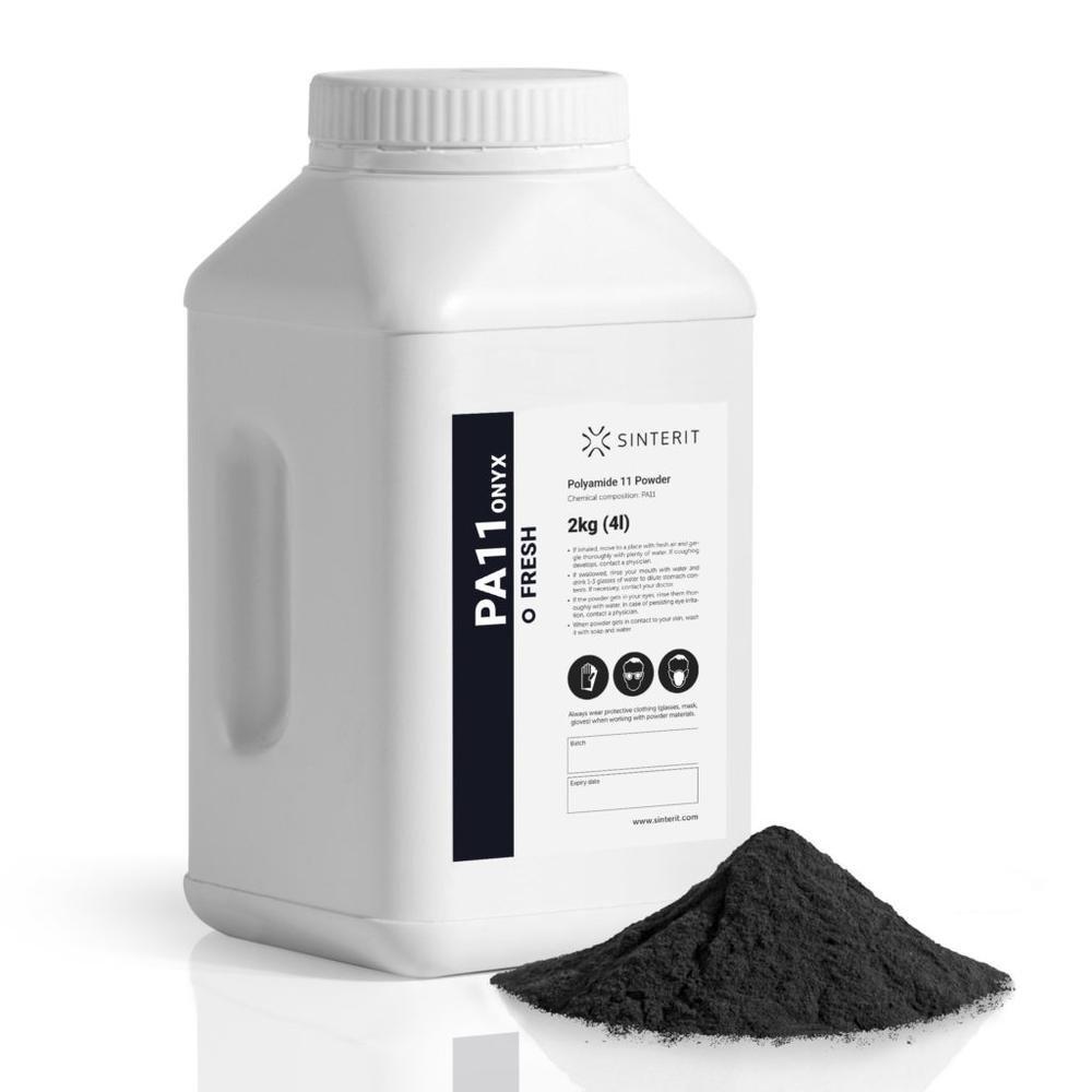PA 11 Onyx Fresh powder