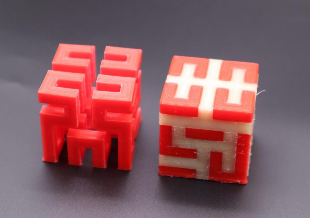 изделие 3D принтера Raise3D E2
