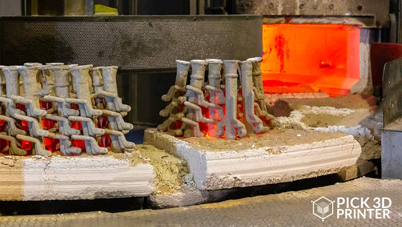 Как был изобретен песочный 3D-принтер