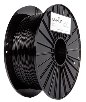 Филамент OMNI3D PLA-36 черный