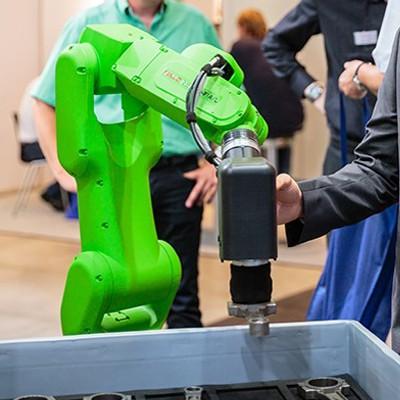 Коллаборативный робот Fanuc CR-14iA/L