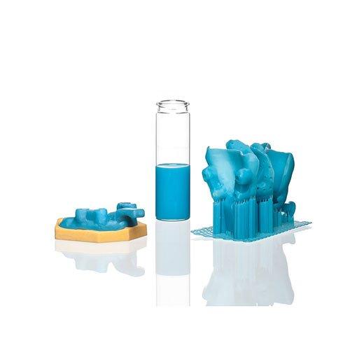Печать фотополимер NextDent Tray голубой просроченный