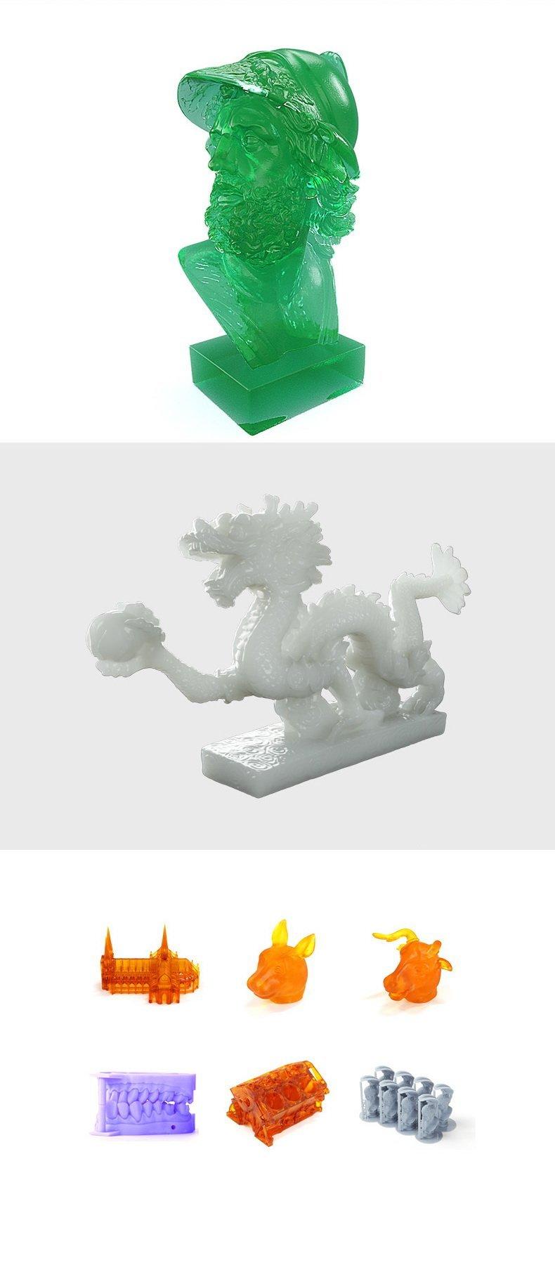 изделия 3D принтера Anet N4 LCD