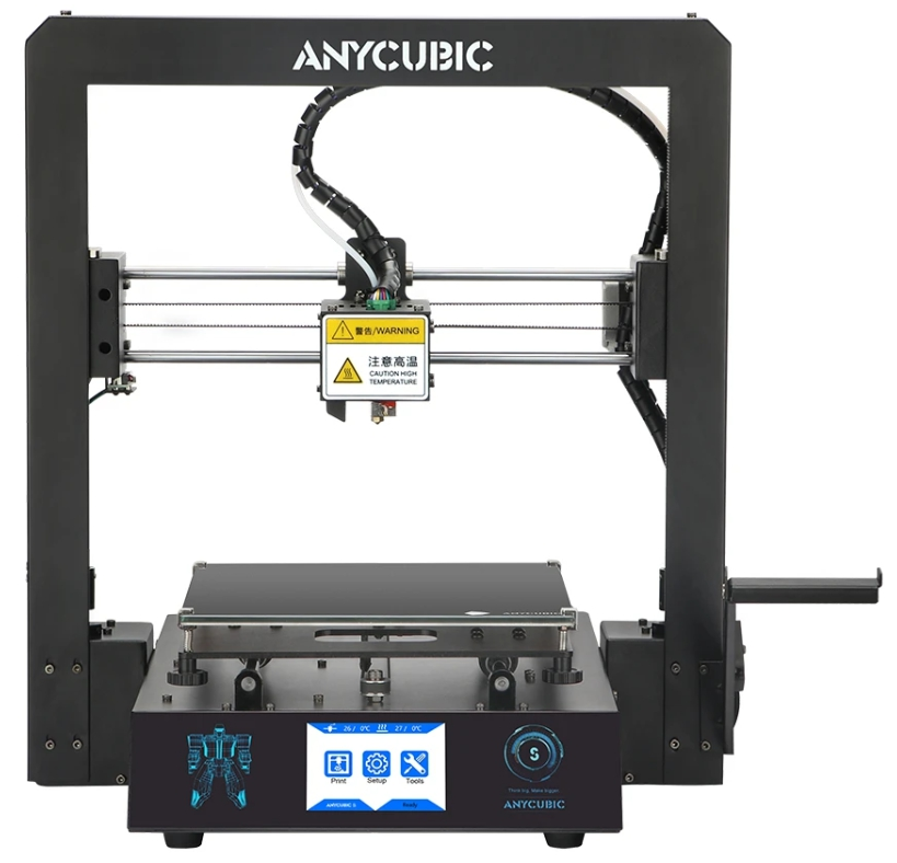 3D принтер Anycubic Mega-S (новый Mega i3)