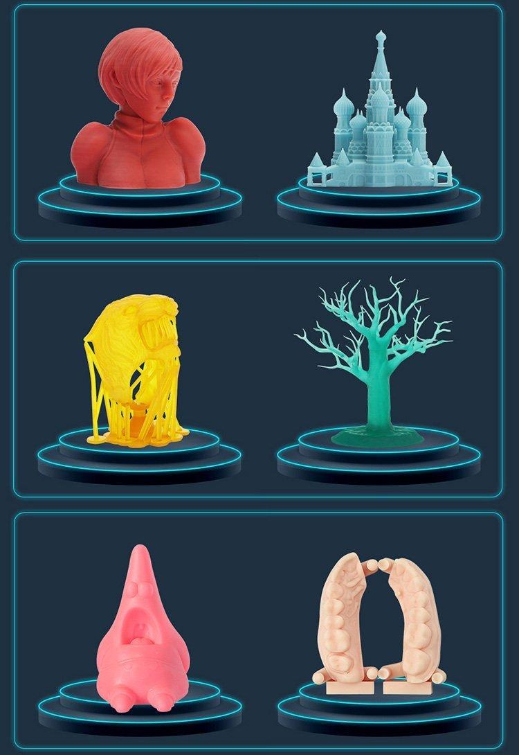 изделие 3D принтера Anycubic Photon S