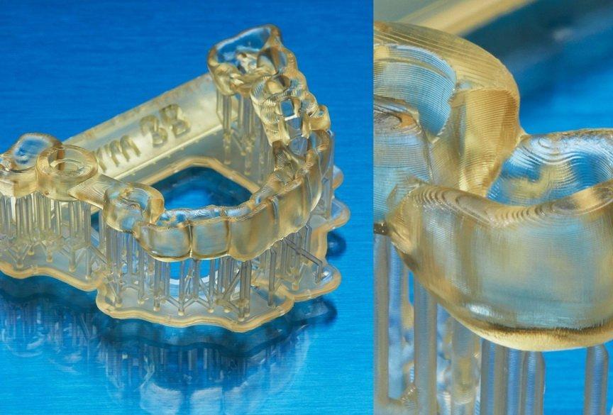 изделие 3D принтера Formlabs Form 3B
