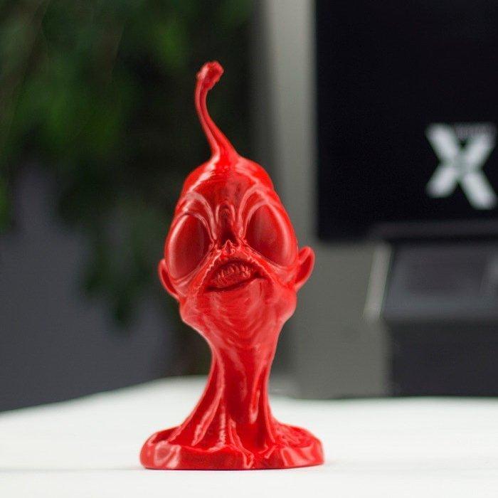 фигурка, сделанная 3D принтером Picaso Designer X