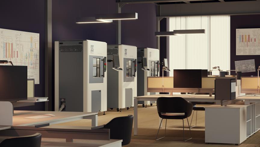 3D принтер Total Z Anyform 450-PRO