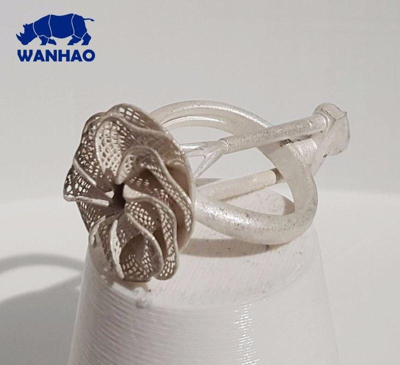 сложная деталь, изготовленная 3D принтером